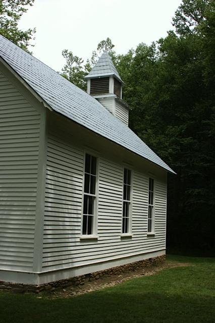 Palmer Chapel Cataloochee