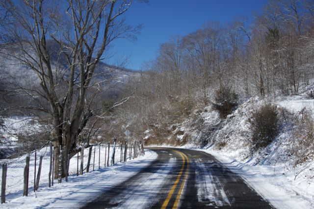5 Things To Do In The Blue Ridge During The Winter