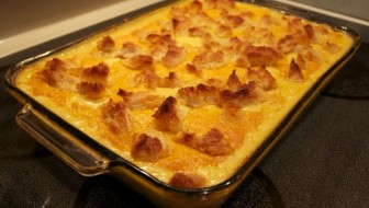 Bacon Cheddar Macaroni Recipe
