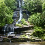 Toms Branch Falls, Deep Creek