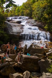 Graveyard Fields Swimming