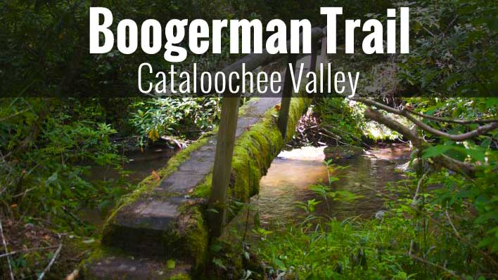 3k In Miles >> Boogerman Trail - Cataloochee Valley - Blue Ridge Mountain Life