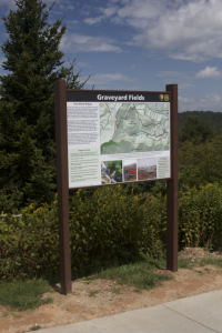 Graveyard fields new sign