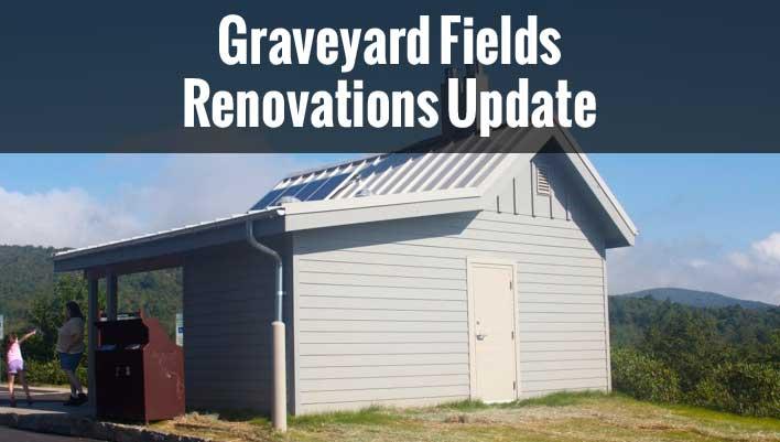 Graveyard Fields Renovations Update