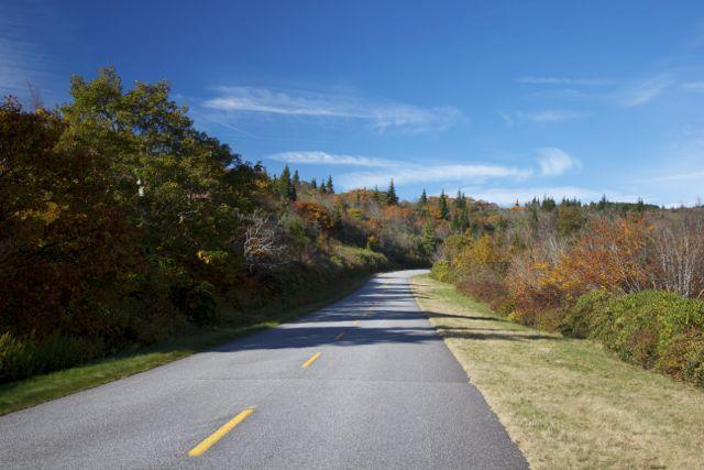 Fall Blue Ridge Parkway
