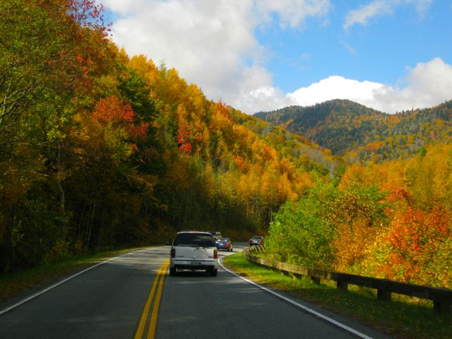 Fall Great Smoky Mountains National Park