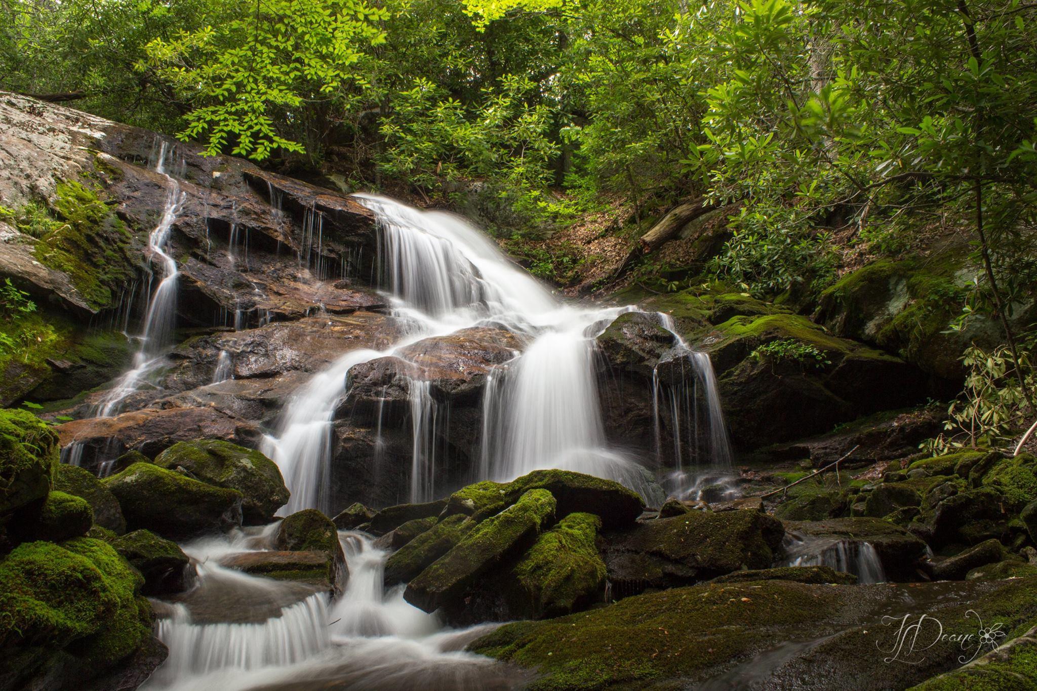 Upper Dill Falls