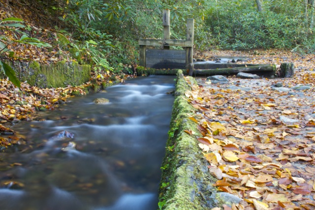 Mingus Creek Dam