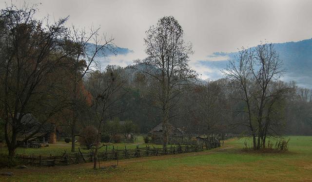 Oconaluftee Valley