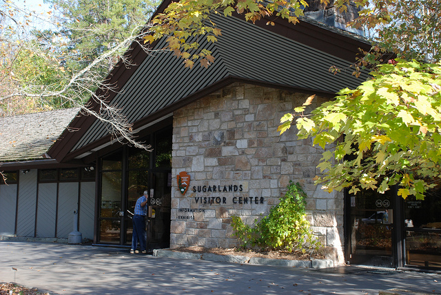 Sugarlands Visitor Center