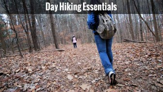 Day Hike Essentials Featured