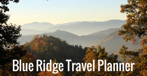 Blue Ridge Travel Planner