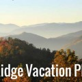 Blue Ridge Vacation Planner