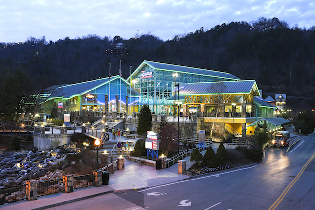 Ripley's Aquarium Gatlinburg