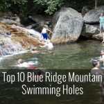 Top 10 Blue Ridge Mountain Swimming Holes