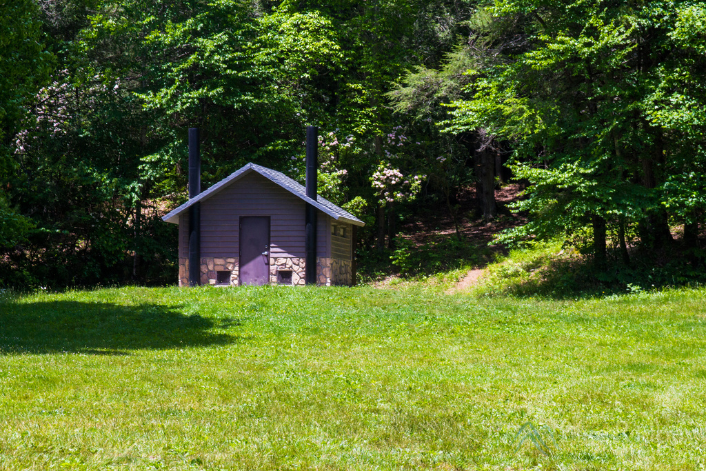 Cove Creek Loop Pit Toilet
