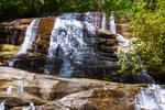 Cove Creek Falls NC