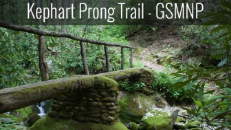 Kephart Prong Trail – Great Smoky Mountains National Park