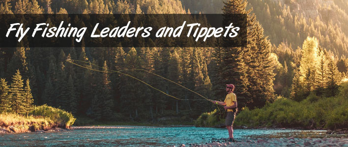 Fly fishing Leaders and Tippets
