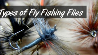 Fly Fishing Flies – The Three Types