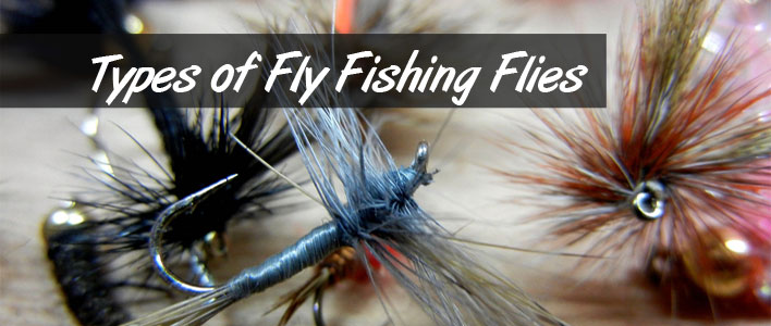 Types of Fly Fishing Flies