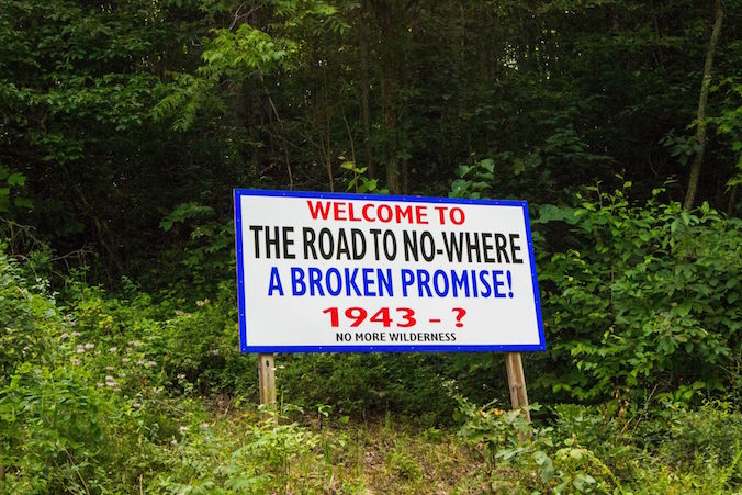 Road to Nowhere - Broken Promises