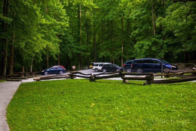 Big Creek Parking Lot