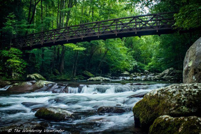 Big Creek Picnic Area Bridge