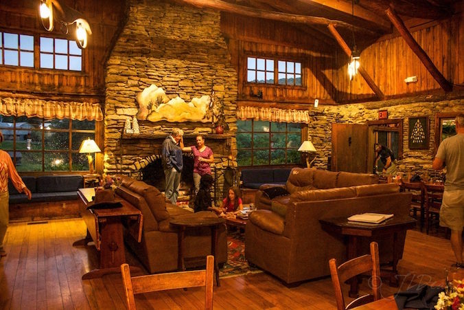 Cataloochee Guest Ranch House