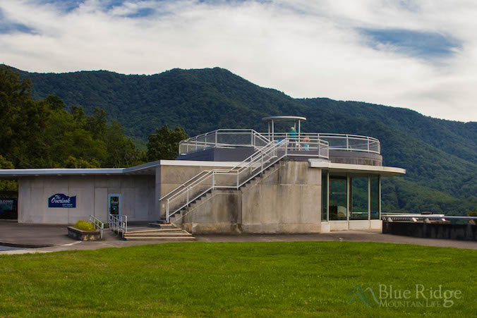 Fontana Dam Visitors Center