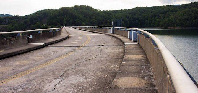 Fontana Dam Road