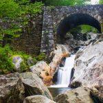 Sunburst Falls, North Carolina