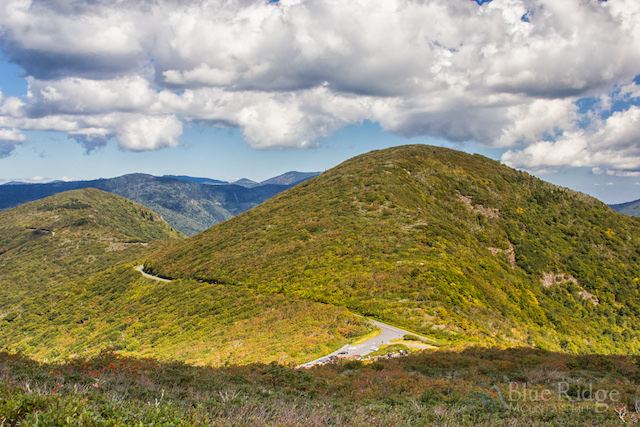 Craggy Pinnacle Mount Mitchell