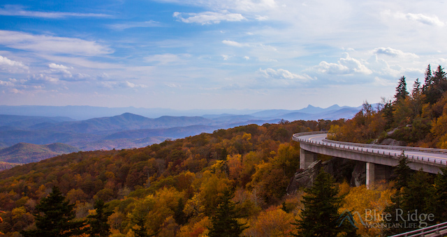 Linn Cove Viaduct Photo Spot