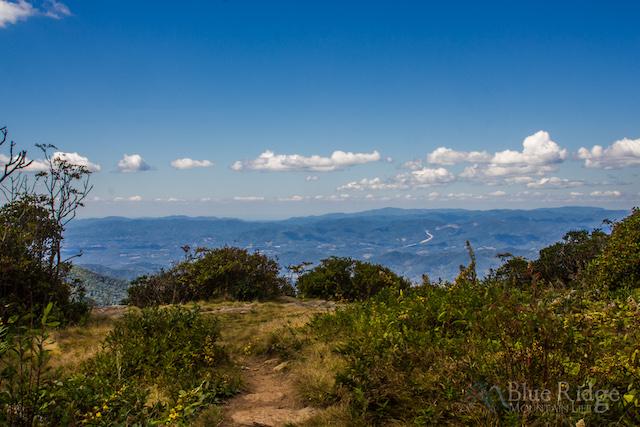 Craggy Pinnacle Side Trail