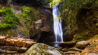 Courthouse Falls NC