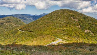 Craggy Gardens Pinnacle Trail