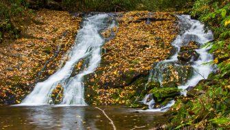 Indian Creek Falls at Deep Creek