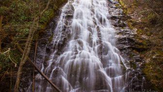 Crabtree Falls, Blue Ridge Parkway