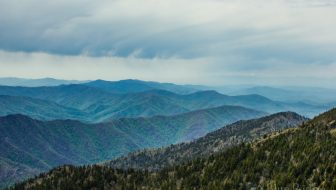 Mount LeConte via Alum Cave Trail