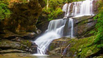 Little Bradley Falls NC