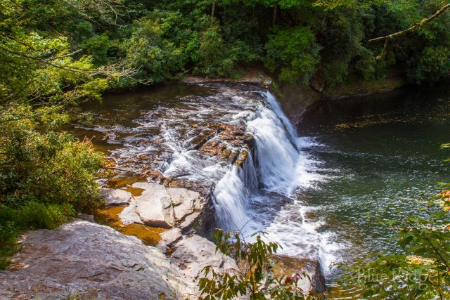 Hooker Falls NC Dupont State Forest