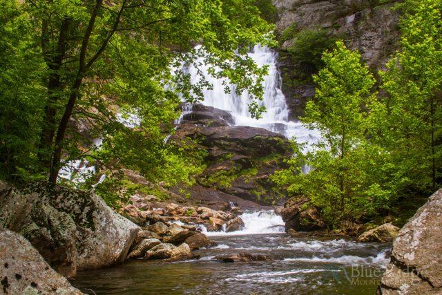 Cullasaja Falls NC