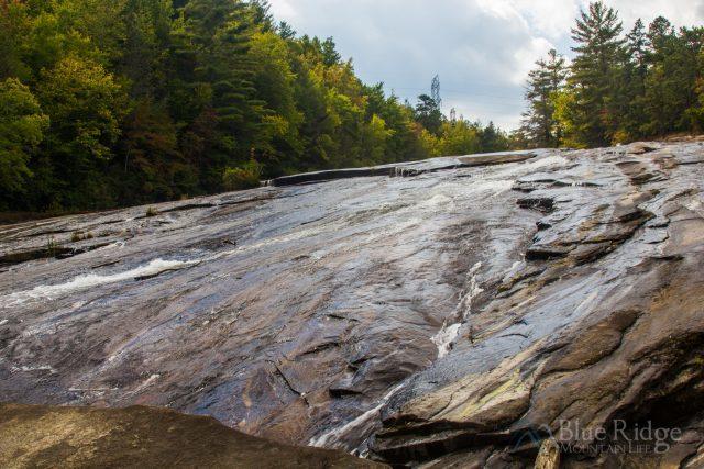 Bridal Veil Falls NC Dupont State Park