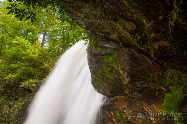 Dry Falls NC