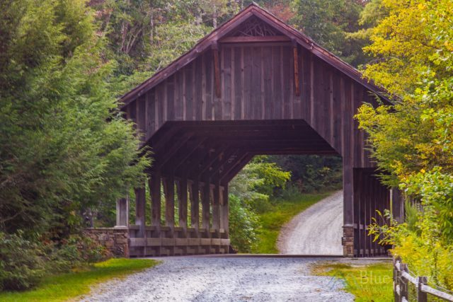 High Falls Covered Bridge
