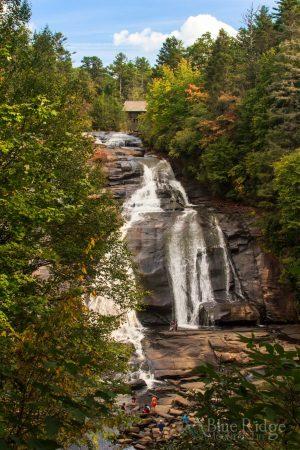 High Falls NC Dupont State Park