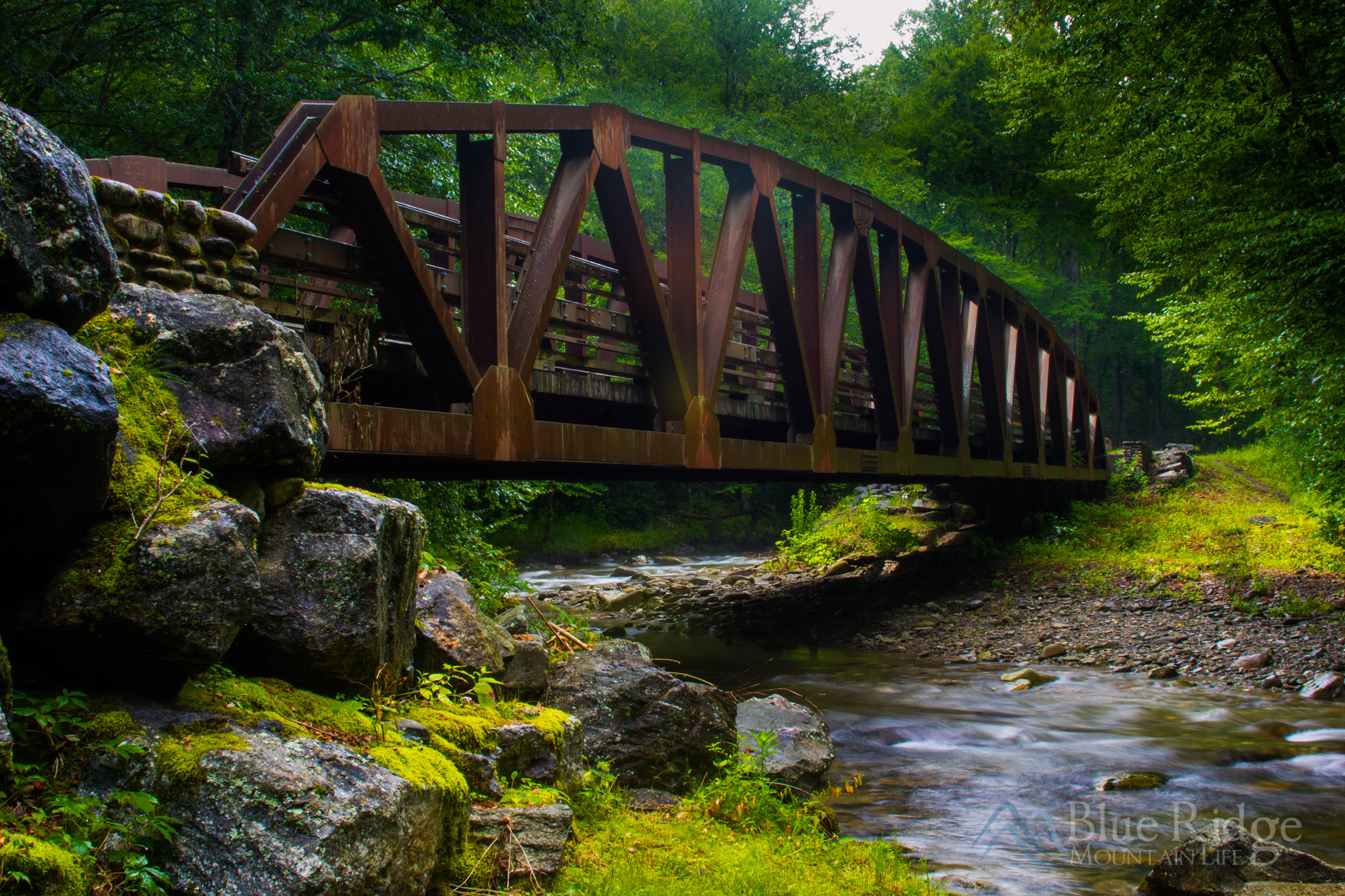 Heintooga Ridge Road Bridge
