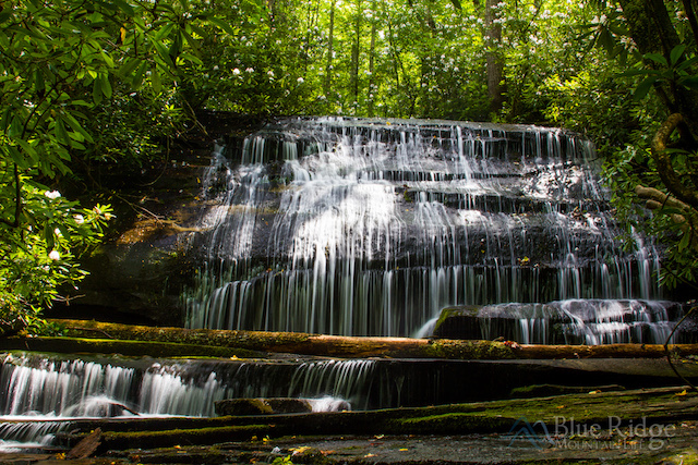 Grogan Creek Falls