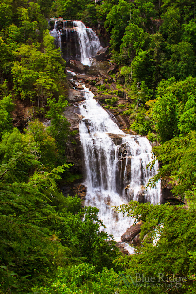 Whitewater Falls NC